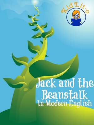 cover image of Jack and the Beanstalk In Modern English (Translated)