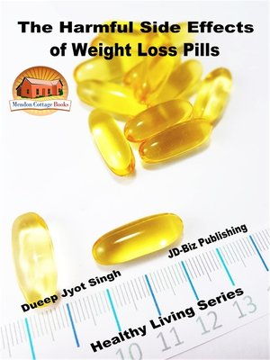 cover image of The Harmful Effects of Weight Loss Pills