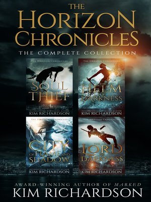 cover image of The Horizon Chronicles, the Complete Collection