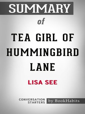 cover image of Summary of the Tea Girl of Hummingbird Lane