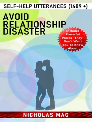 cover image of Avoid Relationship Disaster