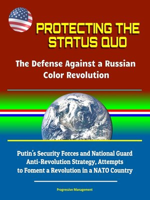 cover image of Protecting the Status Quo