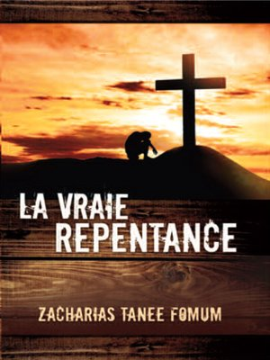 cover image of La Vraie Repentance