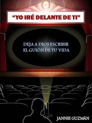"cover image of ""Yo Iré Delante de Ti"""