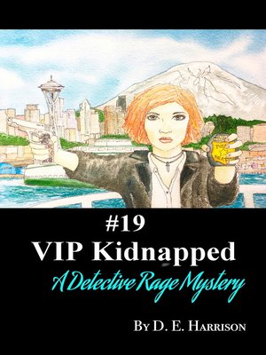 cover image of VIP Kidnapped