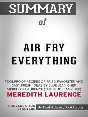 cover image of Summary of Air Fry Everything