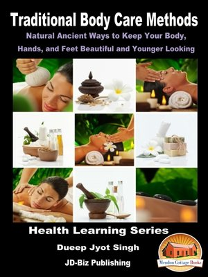 cover image of Traditional Body Care Methods