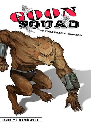 cover image of Goon Squad #3