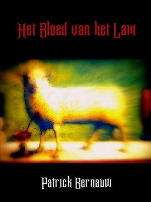 cover image of Het Bloed van het Lam