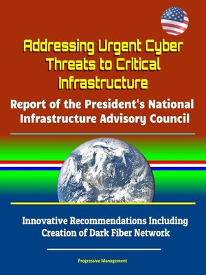 cover image of Addressing Urgent Cyber Threats to Critical Infrastructure