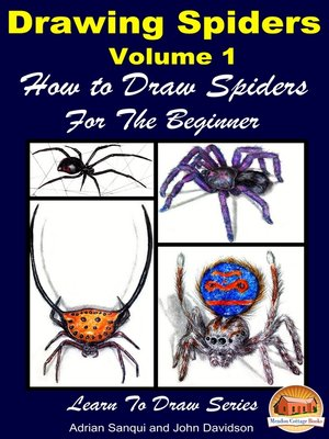 cover image of Drawing Spiders Volume 1