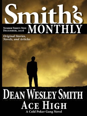 cover image of Smith's Monthly #39