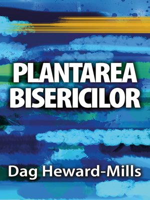 cover image of Plantarea Bisericilor