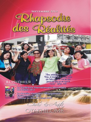 cover image of Rhapsody of Realities September 2012 French Edition