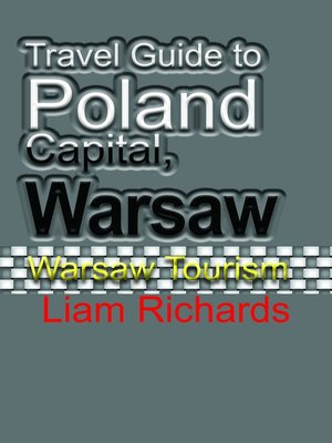 cover image of Travel Guide to Poland Capital, Warsaw