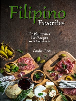 cover image of Filipino Favorites