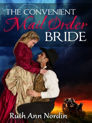 cover image of The Convenient Mail Order Bride