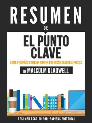 cover image of El Punto Clave