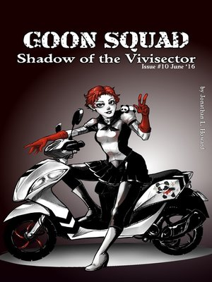 cover image of Goon Squad #10