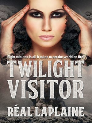 cover image of Twilight Visitor