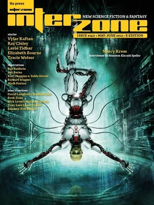 cover image of Interzone 240 May