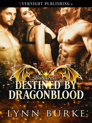 cover image of Destined by Dragonblood