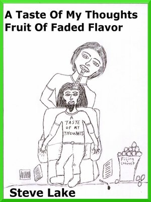 cover image of A Taste of My Thouhgts Fruit of Faded Flavor