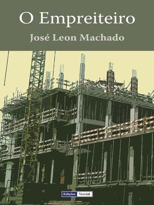cover image of O Empreiteiro