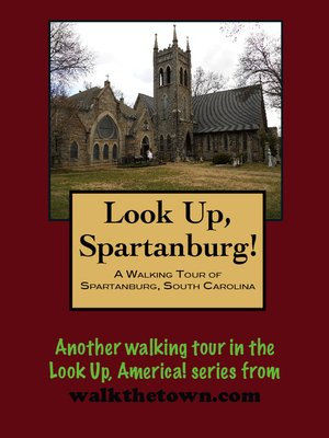 cover image of A Walking Tour of Spartanburg, South Carolina