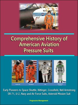 cover image of Comprehensive History of American Aviation Pressure Suits