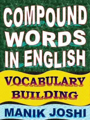 cover image of Compound Words in English