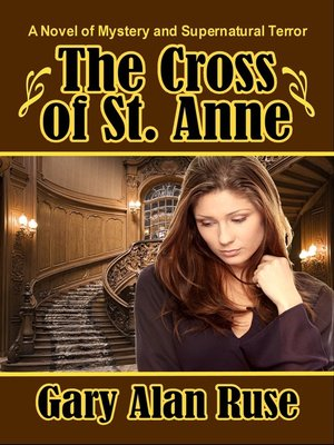 cover image of The Cross of St. Anne