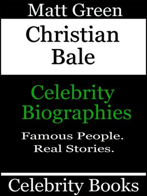 cover image of Christian Bale