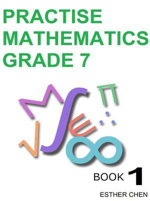 cover image of Grade 7 Book 1