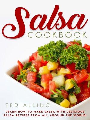cover image of Salsa Cookbook