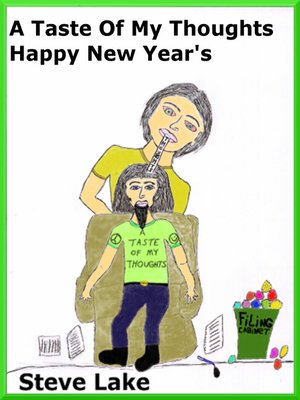 cover image of A Taste of My Thoughts Happy New Years