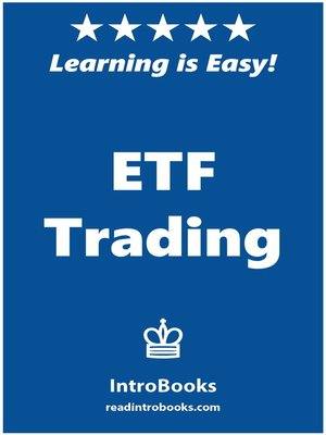 cover image of ETF Trading