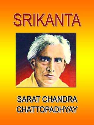 cover image of Srikanta (Hindi)