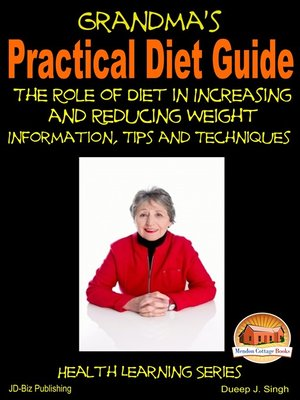 cover image of Grandma's Practical Diet Guide