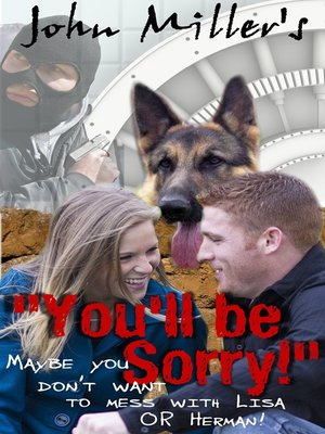 "cover image of ""You'll be Sorry!"""