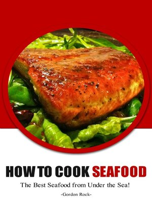 cover image of How to Cook Seafood