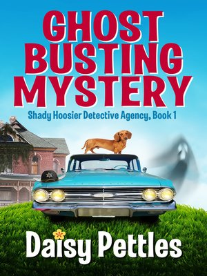 cover image of Ghost Busting Mystery