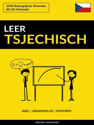cover image of Leer Tsjechisch