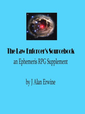cover image of The Law Enforcer's Sourcebook
