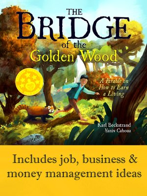 cover image of The Bridge of the Golden Wood