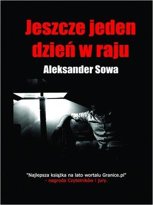 cover image of Jeszcze jeden dzien w raju