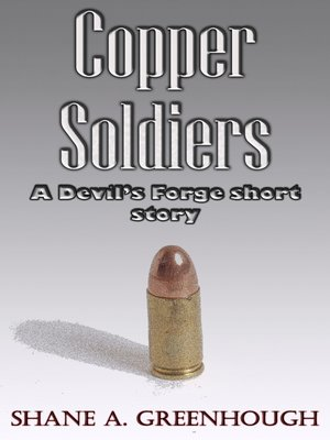 cover image of Copper Soldiers (The Devil's Forge)