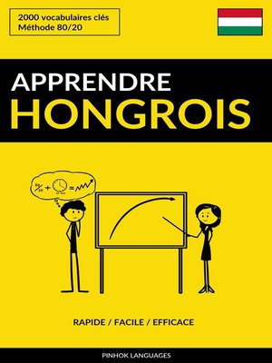 cover image of Apprendre le hongrois