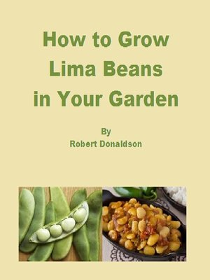 cover image of How to Grow Lima Beans in Your Garden