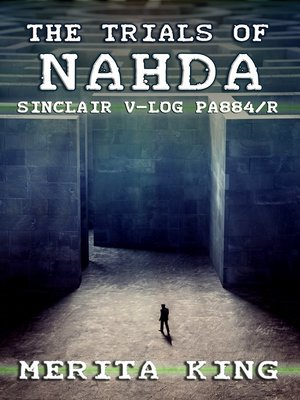 cover image of The Trials of Nahda ~ Sinclair V-Log PA884/R